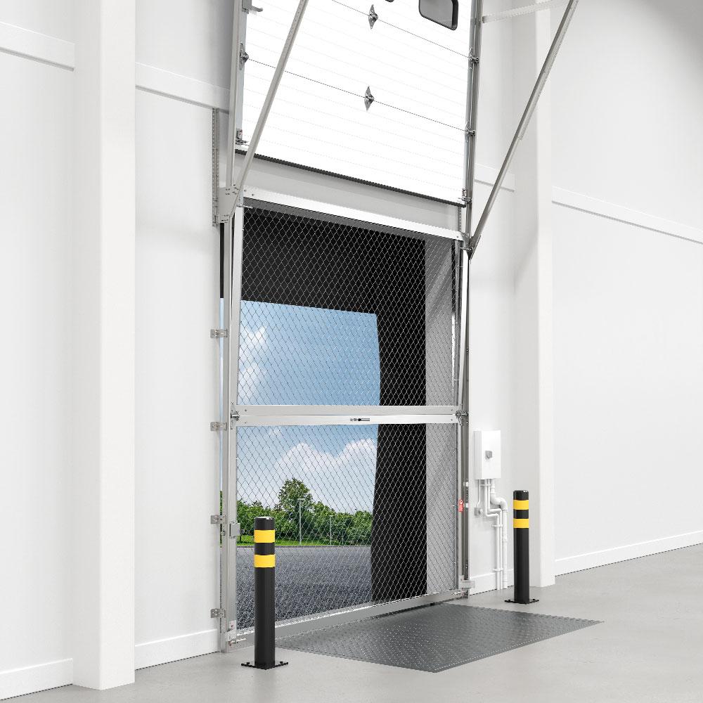 Security Link - Vertical Lift