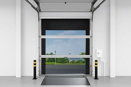 Security Link Doors